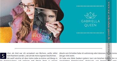 Gabriella Queen | Katalogprofil