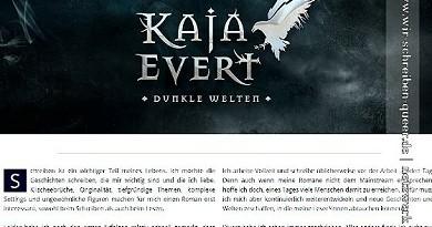 Kaja Evert | Katalogprofil